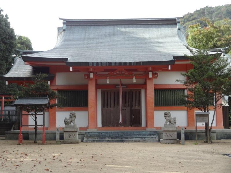 山王神社本殿
