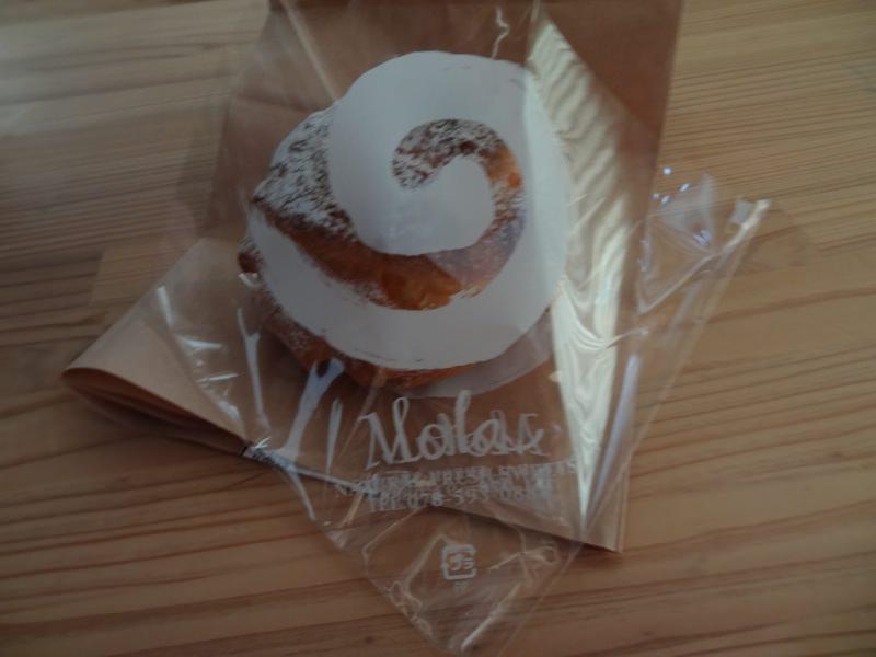 molaのシュークリーム1