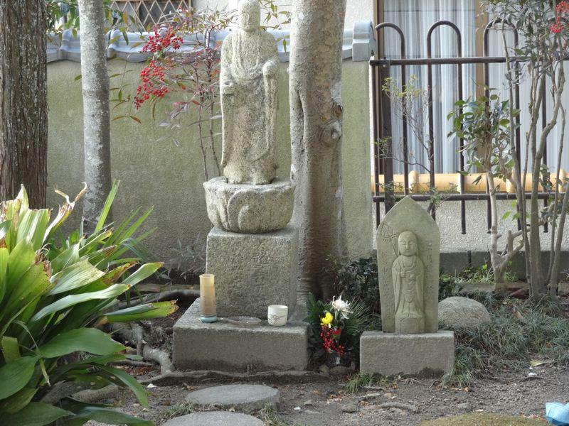 極楽寺のお地蔵さん