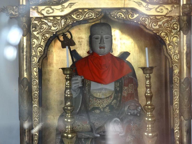 極楽寺の守り神