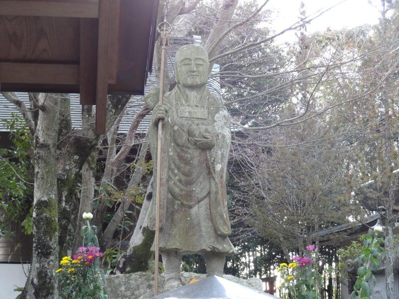 萬福寺にあったお地蔵さん