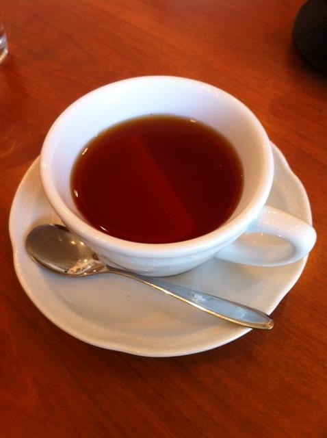 パスタンカフェの紅茶 アップルレモン
