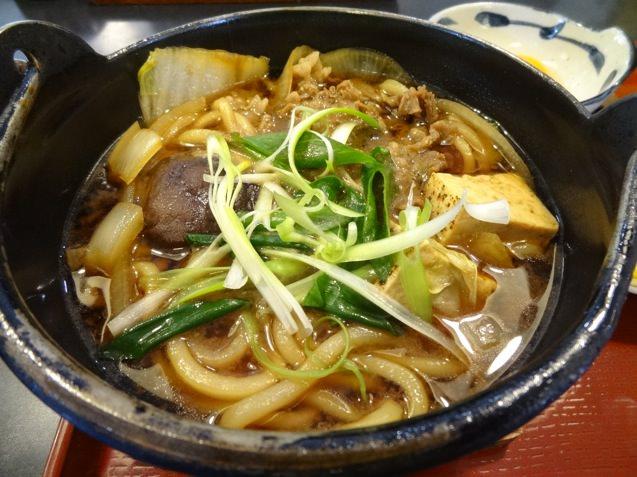 吉まんのすき鍋