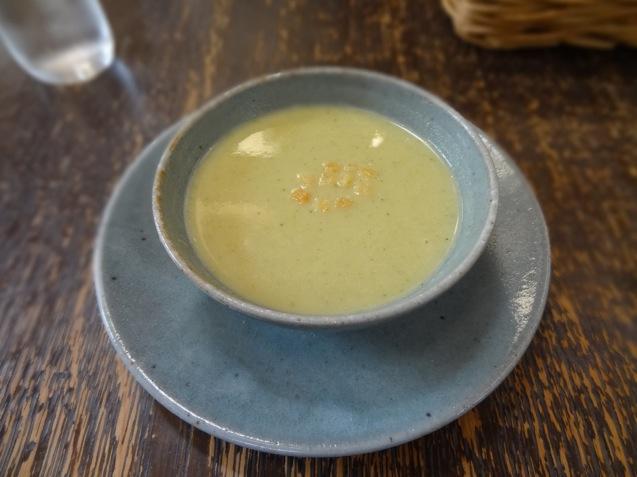 日曜舎のスープ