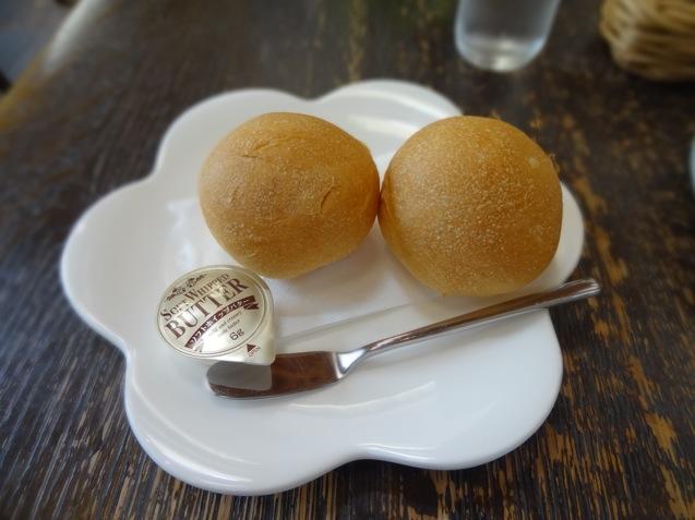 日曜舎のパン