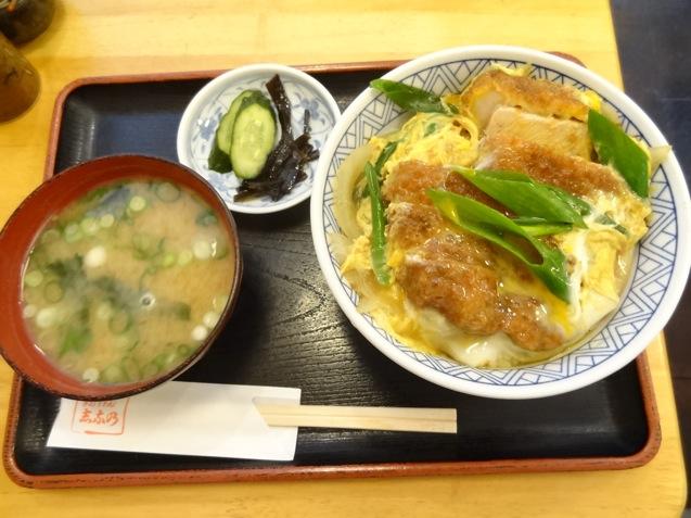 志奈乃のカツ丼