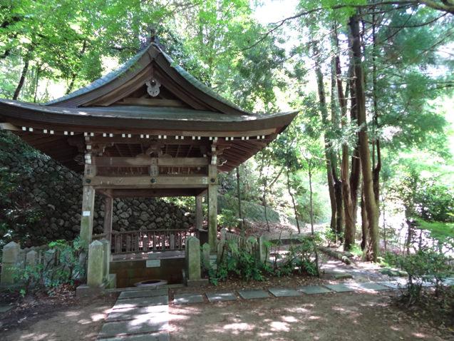 有馬泉源公園のお堂