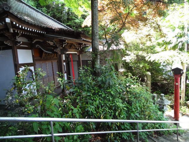 有馬温泉 湯泉神社 妙見堂
