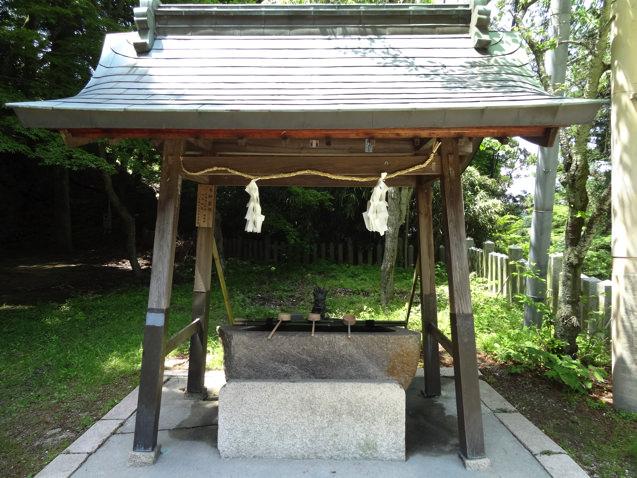 有馬温泉 湯泉神社 手水場