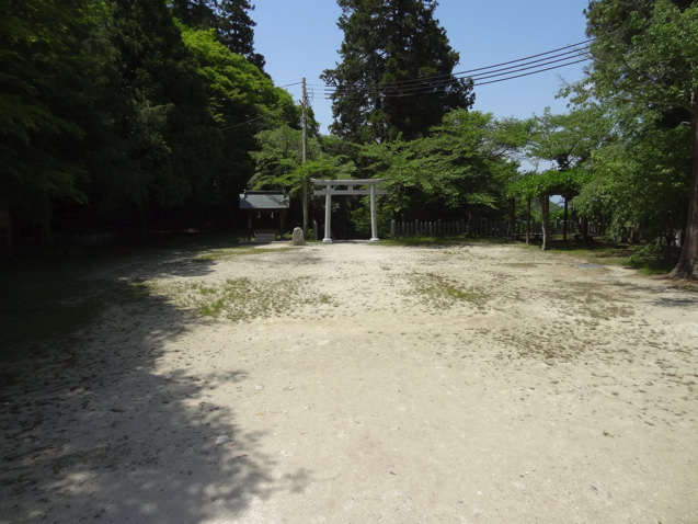有馬温泉 湯泉神社の様子