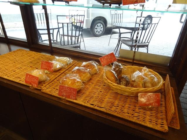 有馬温泉のパン屋「パンド坊」