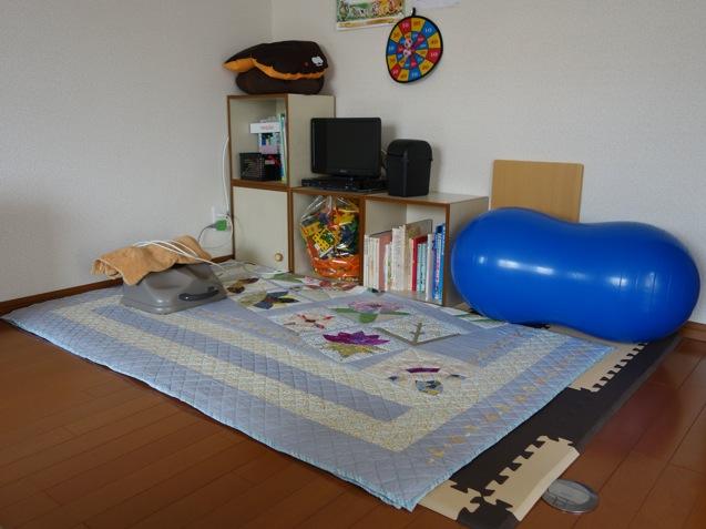 松岡カイロプラクティックにはキッズスペースがあります