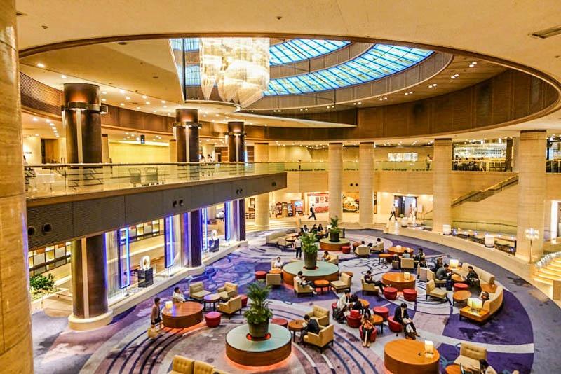 ポートライナー 市民広場駅 ホテル