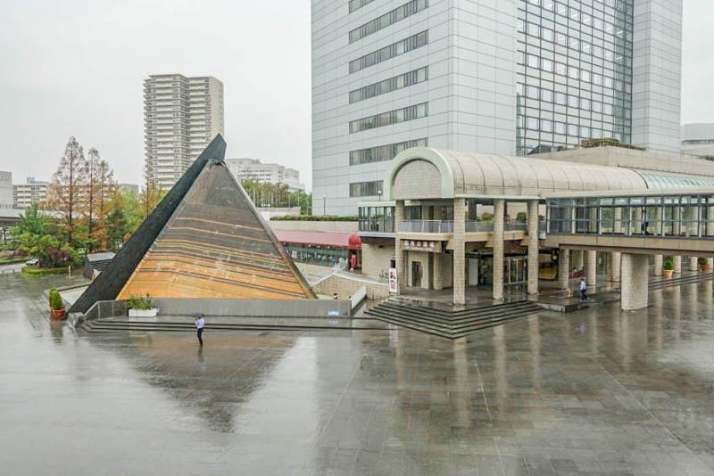 ポートライナー 市民広場駅 神戸国際交流会館