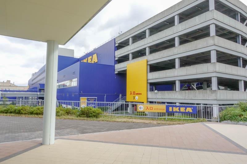 IKEA神戸 行き方