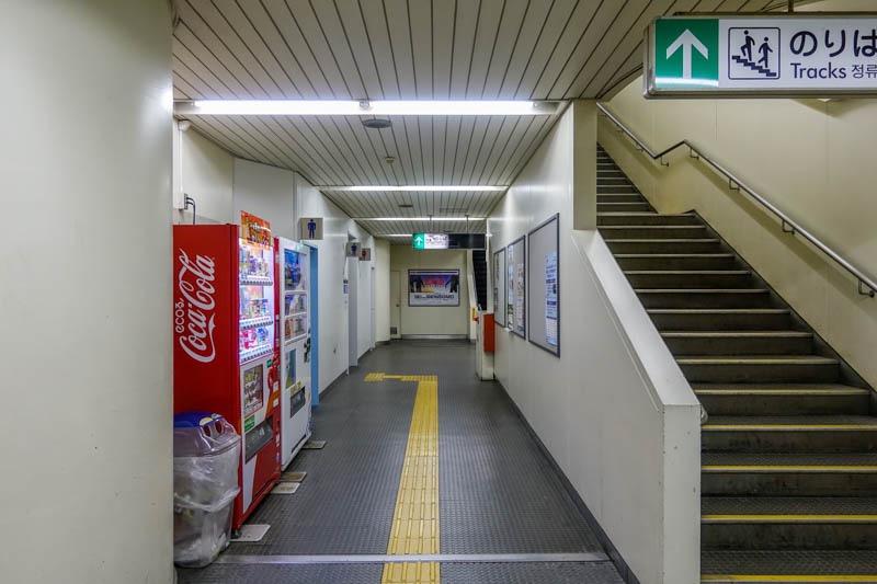 ポートライナー 北埠頭駅